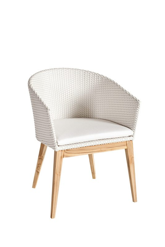 ARC sillón comedor de Point - inHausDeco