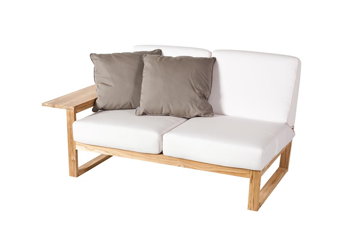 Lineal sof modular 2 asientos brazo derecho de point - Asientos para sofas ...