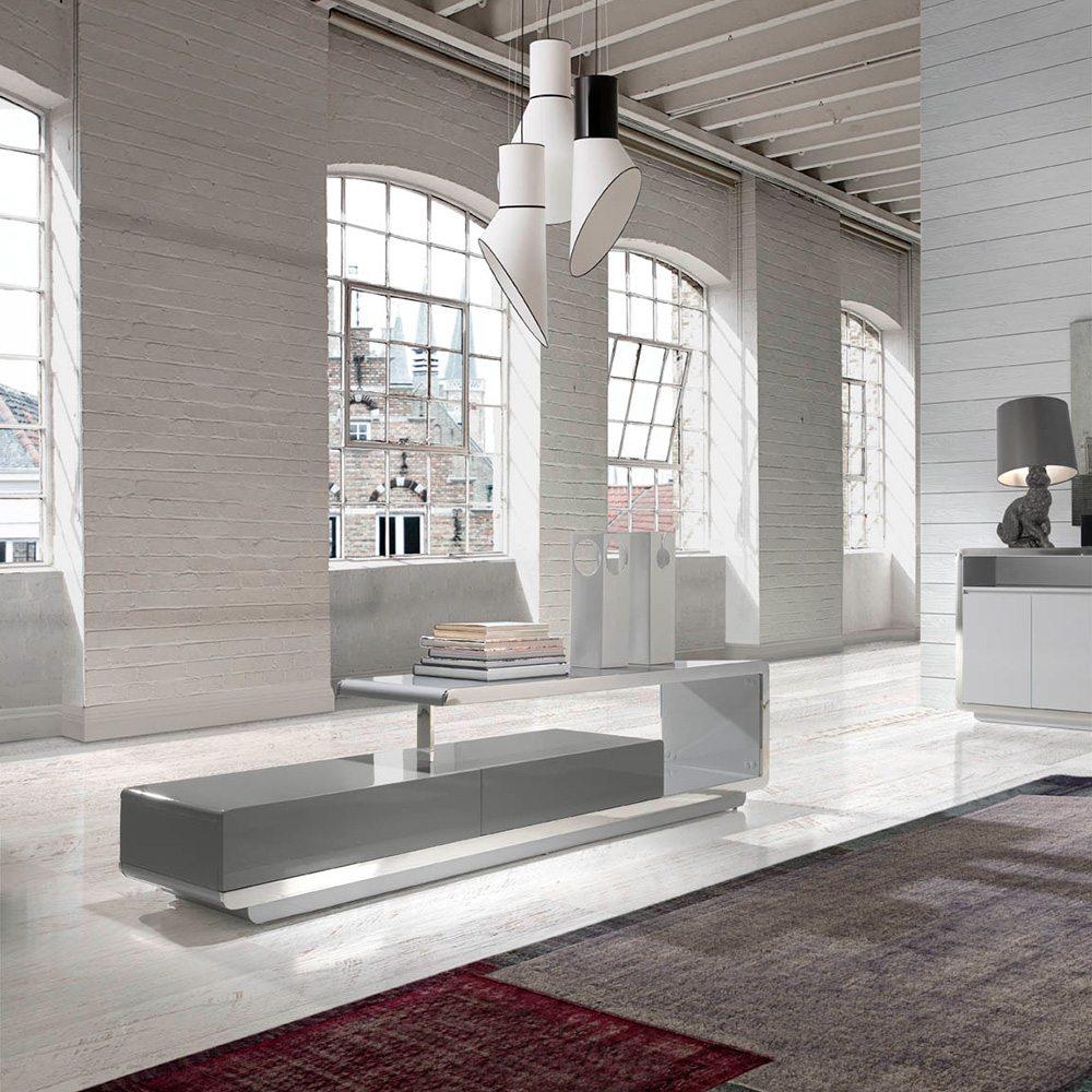 mueble tv exlusive de angel cerd inhausdeco. Black Bedroom Furniture Sets. Home Design Ideas